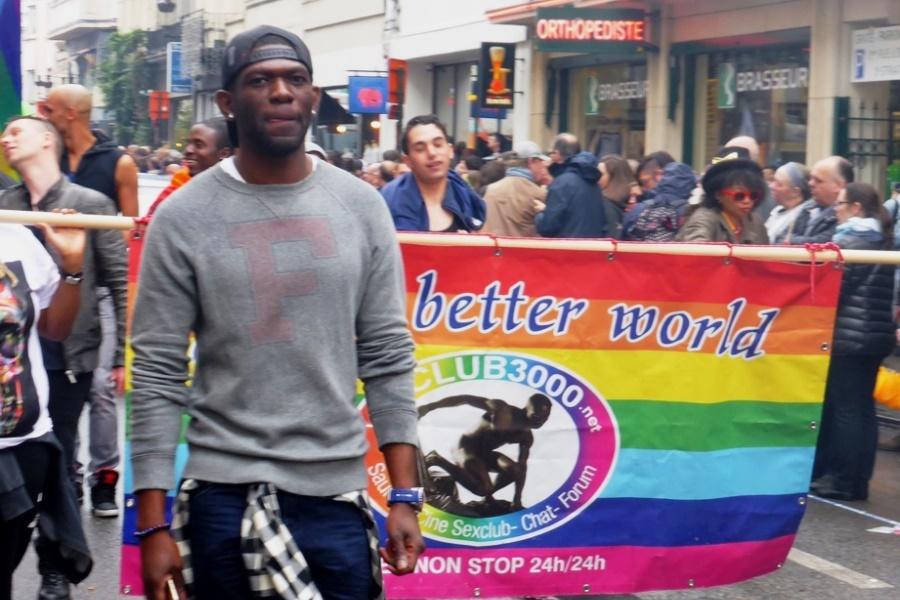 Zaterdag 18 mei 2019 - Gaypride Brussel
